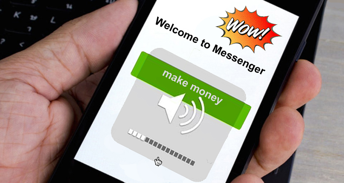 go messenger - krypto-messenger